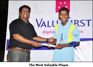 The Most Valuable Player