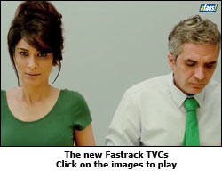 The new Fastrack TVC