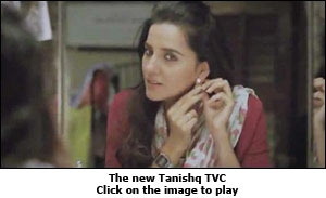 The new Tanishq TVC