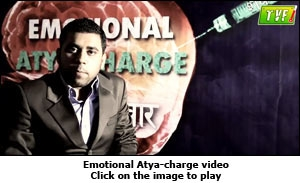 Emotional Atya-charge video