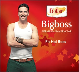 Meanwhile Lowe Lintas Which Handles Dollar Bigboss The Premium Men S Innerwear Range Will Continue To Handle Hosiery Category