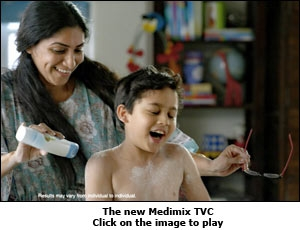 The new Medimix TVC