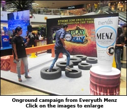 Onground campaign from Everyuth Menz