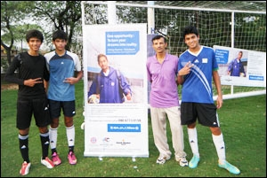 Onground activation by Bajaj Allianz
