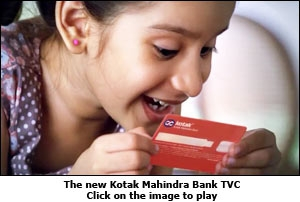 The new Kotak Mahindra Bank TVC