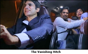 The Vanishing Hitch