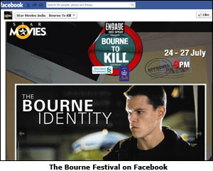 The Bourne Festival on Facebook