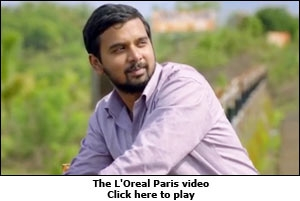 The L'Oreal Paris video