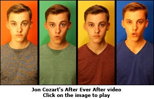 Jon Cozart's After Ever After video