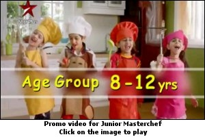 Junior Masterchef promo
