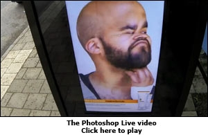 The Photoshop Live video