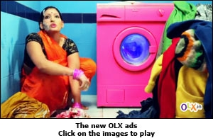 The new OLX ad