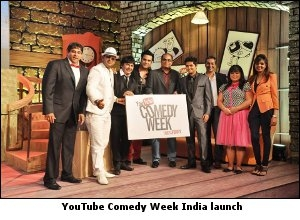Youtube Comedy Week Facebook