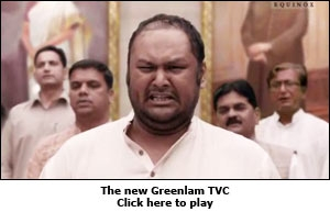 The new Greenlam TVC