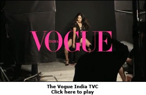 The Vogue India TVC