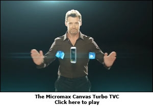 The Micromax Canvas Turbo TVC