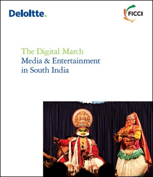 FICCI South Media Report