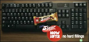 Cadbury 5 Star's latest campaign