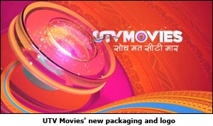 UTV Movies' new packaging and logo