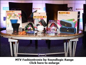 MTV Fashiontronix by Soundlogic Range