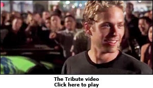 The Tribute video