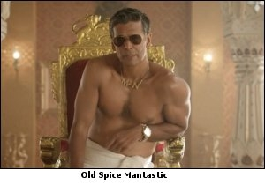 Old Spice Mantastic