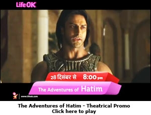 The Adventures Of Hatim - Theatrical Promo