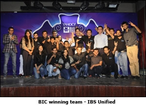 BIC Winning team - IBS Unified