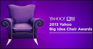 Yahoo Big Idea Chair India Awards, 2013