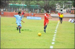 Bajaj Allianz Kicks Off Soccer Talent Hunt