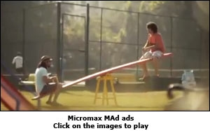 Micromax MAd Ad