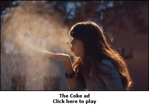 The Coke ad