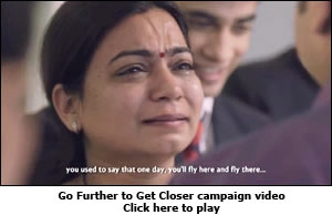 Go Further to Get Closer campaign video