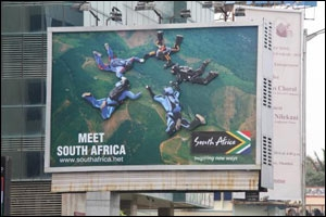 South Africa Tourism campaign