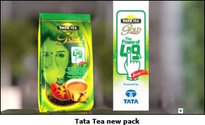 Tata Tea new pack