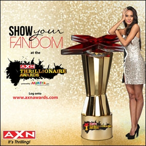 AXN Thrillionaire Awards