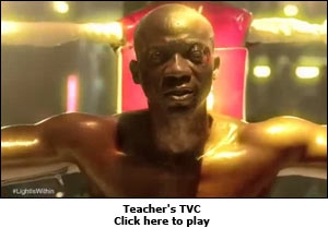 Teacher's TVC