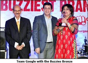 Team Google with the Buzzies Bronze