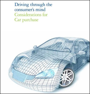 Deloitte study on considerations for car purchase