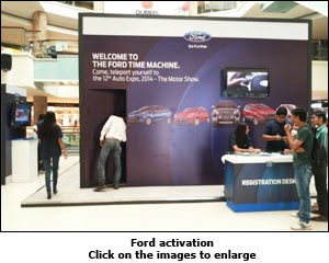 Ford activation