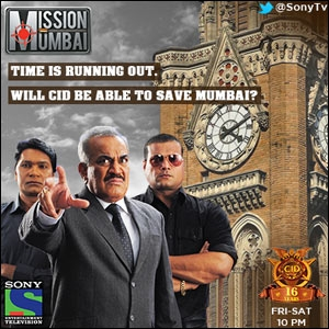 Sony rolls out on ground activities to promote cid 39 s for Cid special bureau 13 april 2014