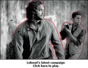 Lokmat's latest campaign