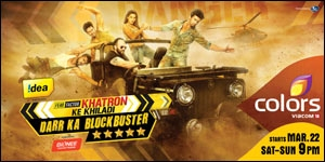 Colors' latest campaign for Khatron Ke Khiladi