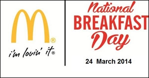 National Breakfast Day