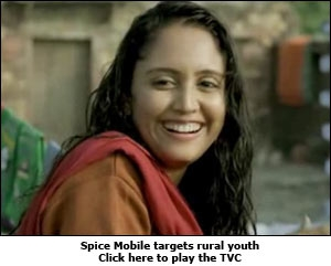 Spice Mobile targets rural youth