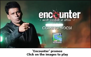 'Encounter' promo
