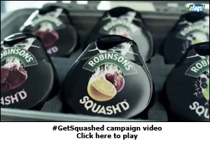 #GetSquashed campaign video