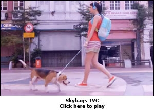 Skybags TVC