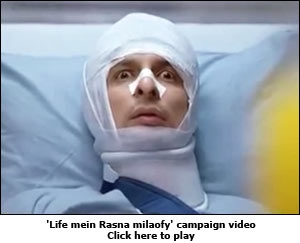 'Life mein Rasna milaofy' campaign video