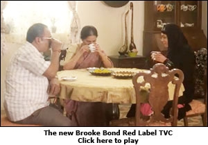 The new Brooke Bond Red Label TVC